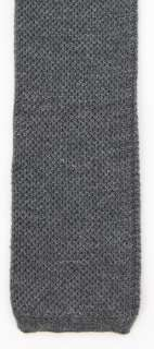New $313 Brunello Cucinelli Gray Tie
