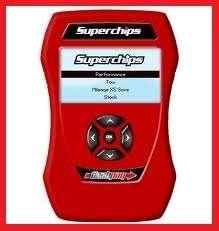 Superchips Flashpaq Tuner Dodge Gas HEMI 5.7L Part#3865