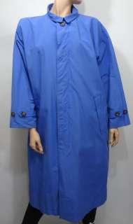 Patagonia Womens Royal Blue Raincoat Jacket S