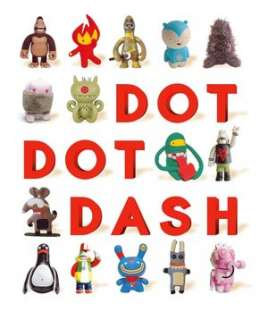 Dot Dot Dash Designer Toys, Action Figures and