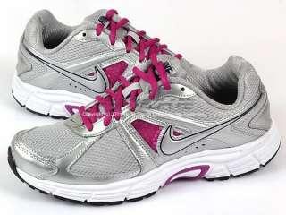 Nike Wmns Dart 9 MSL Metallic Silver/Vivid Grape Womens 2011 Running