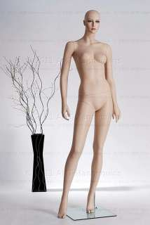 Full body female mannequin standing fashionable manikin   Lily