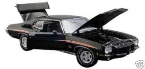 1971 Pontiac GTO Judge Black Starlite GMP 1/24