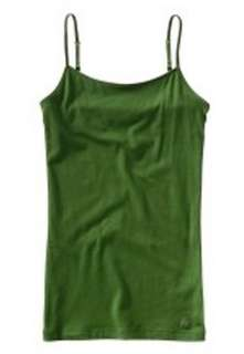 Aeropostale womens solid spaghetti strap tank top   Style 4570