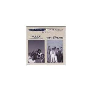Back to Back Hits: Maze, Frankie Beverly, Whispers: Music