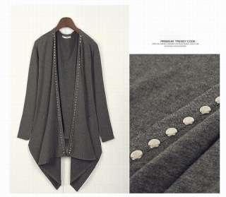 New Women's Wool Blends Long Warm Winter Coats Trench Jackets