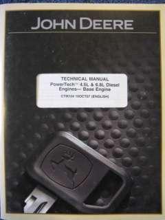 7130 7230 7330 7430 7630 4730 4830 310J 410J Engine Technical Manual
