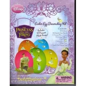 Disney Princess and Frog Tiana Easter Egg Decorating Kit Toys & Games