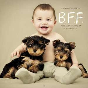 BFF Best Friends Forever 2012 Wall Calendar Office