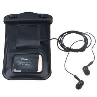 Waterproof Case Dry Bag for iPhone,iPod + HEADPHONES
