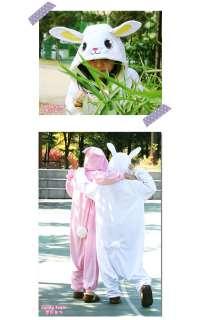 SAZAC Kigurumi Animal Character Costume Cosplay Pajama Rabbit