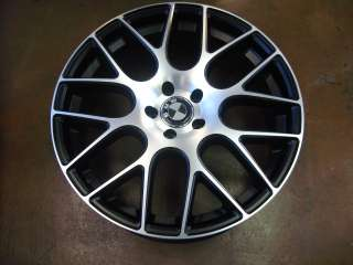 19 BMW WHEELS/RIM+TIRES E60 E63 E64 645ci 650i M5 M6