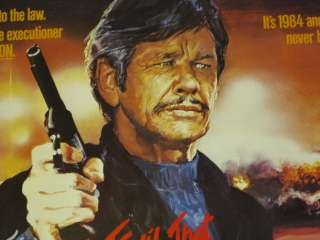 The Evil That Men Do 1984 Charles Bronson