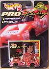 ctd Hot Wheels 1997 Racing #21 Ford TBIRD red/wt/citgo/