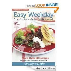 Easy Weekday (MB Test Kitchen Favourites): Murdoch Books Test Kitchen