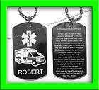 fire fighter dog tags, police officers dog tags items in Marlennes