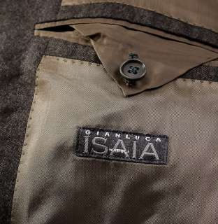 isaia cashmere sport coat contemporary two button jacket from gianluca