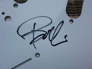 Billie Joe Armstrong Green Day signed Guitar Pick Guard Pickguard PSA