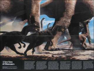EXTINCT ANIMAL Poster Mastodon Glyptodont Dodo Moa Quagga Giant Lemur