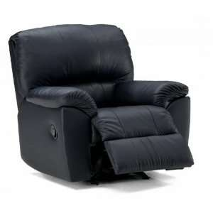 Melrose Leather Electric Power Wallhugger Recliner
