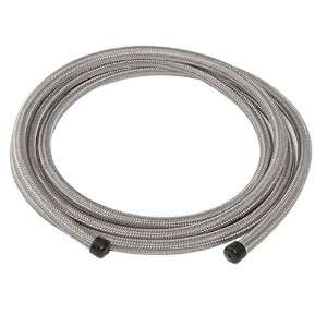 Stainless Steel Braided Hose 10 Feet Uses 6AN Fitting Automotive