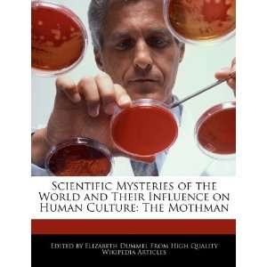 on Human Culture: The Mothman (9781276173872): Elizabeth Dummel: Books