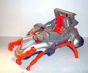 SPIDER MAN animated SMYTHE BATTLE CHAIR 99% Complet 607
