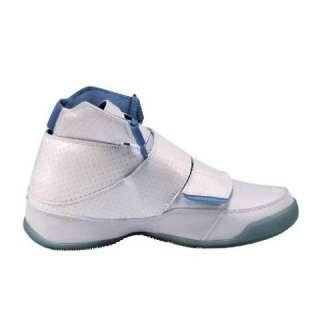 New Adidas DropTop White/Baby Blue Mens Shoes Sz 13