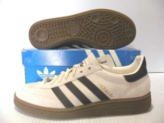 ADIDAS SPEZIAL SNEAKERS MEN/WOMEN SHOES CREAM 519044 SIZE 6 7.5 NEW IN