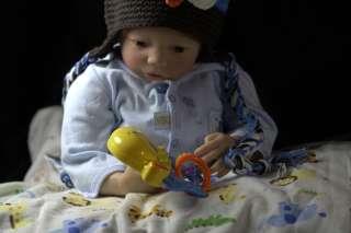 Sweet Reborn Baby Boy Eli