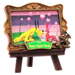 Walt Disney Doll house Masterpiece Plutos Heart Throb