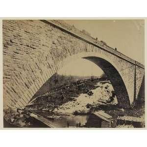 Union Arch,Washingon Aqueduc,Cabin John Bridge,DC Home