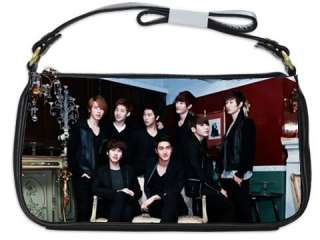 NEW Super Junior SuperJunior M Korean Shoulder Clutch Purse Bag