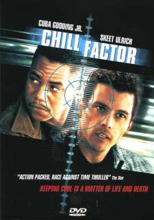 Chill factor   DVD   Discshop.se