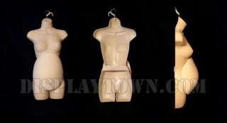 PLUS SIZE, HEAD FORMS, HAND MANNEQUINS, FOOT FORMS, FULL SIZED