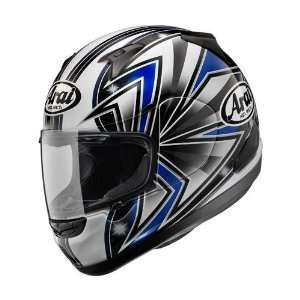 Arai RX Q Motorcycle Racing Helmet Talon Blue Automotive