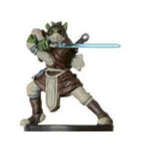 Star Wars Miniatures Jedi Guardian # 15   Clone Strike Toys & Games