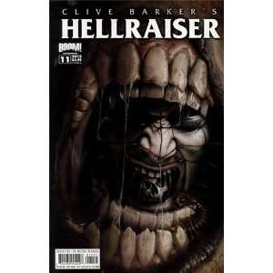 Clive Barkers Hellraiser Vol 2 #11 Cover A Various Books