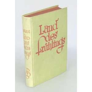 Land Des Fruhlings: B. Traven: Books