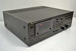 Research Stereo Cassette Deck Tape Player Recorder VCX 400