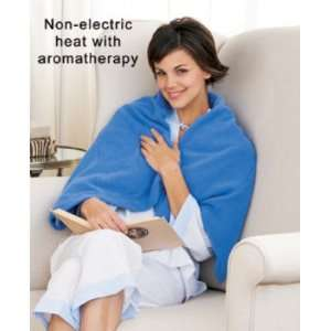 Aromatherapy Thermal FLEECE WRAP hot cold aroma therapy