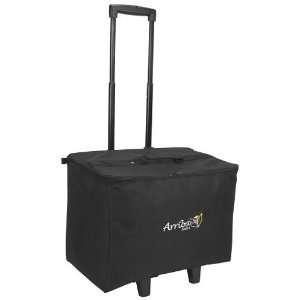 Arriba ACR19 Multi purpose stackable rolling case   Bottom case