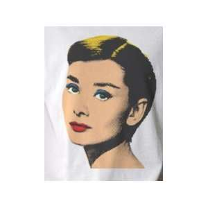 Audrey Hepburn #1   Pop Art Graphic T shirt (Mens M)