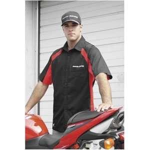 Honda Collection Honda Racing Team Shirt   Small/Black/Red