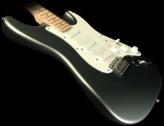 Fender Eric Clapton Stratocaster Strat Electric Guitar Pewter
