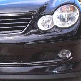 MERCEDES BENZ Front Bumper Lip Spoiler AMG CL SLK SL GL