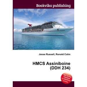 HMCS Assiniboine (DDH 234) Ronald Cohn Jesse Russell