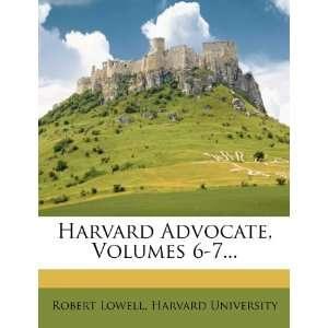 9781274539700) Robert Lowell, Harvard University Books