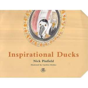 Ducks (9780954753917) Nick Pinfield, Caroline Holden Books