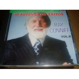 Ray Conniff 16 Autenticos Exitos Vol 2 RAY CONNIFF Music